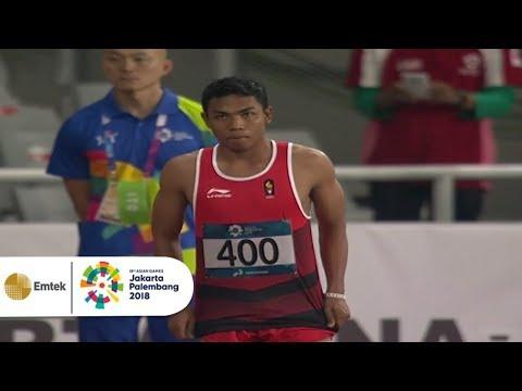 PAHLAWAN ATLETIK Kita Lalu Zohri Melesat ke Semifinal di Nomor 100 M | Asian Games 2018