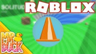 Roblox CONE - SOLITUDE ENDING