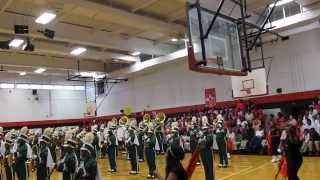 "Surrattsville HS Playing  -""400 Degrees"""