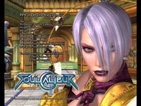 Soul Calibur II Maze of the Blade (Ivy Profile Music)