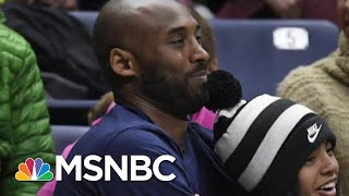 Memorial Service For Kobe Bryant And Daughter Set For Monday | Morning Joe | MSNBC
