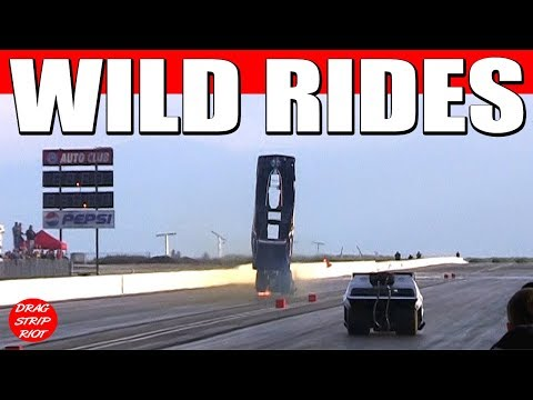 Wild Rides 1/4 Mile Drag Racing Compilation