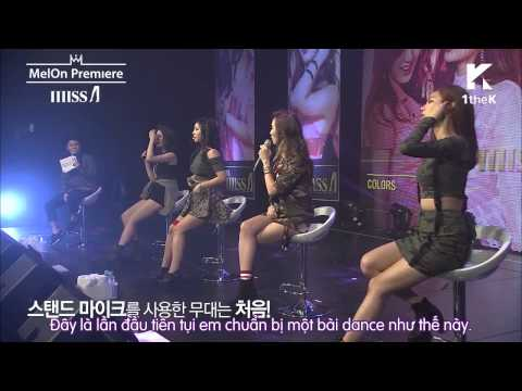[Vietsub+Kara] [MelOn Premiere Showcase] Miss A - Only You & 5 other songs