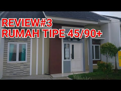 Review 3 Kartika Residence Cluster Kawaluyaan Rumah 45 90 Youtube