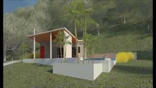 Crown Hawk Cottages - St. Thomas USVI - Clifford O. Reid, Architect
