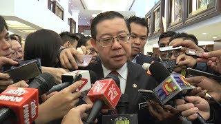 LGE mulls police report against PAS treasurer over