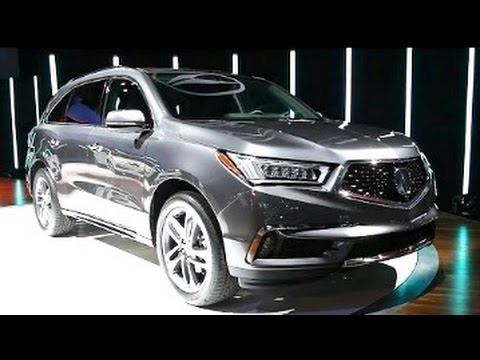 2017 Acura Mdx Reviews | 2017 - 2018 Best Cars Reviews