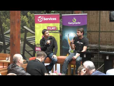 "Bitspiration 2012: ""Open Q&A"" by Dan Bragiel (i/o ventures) and Jawed Karim (YouTube)"