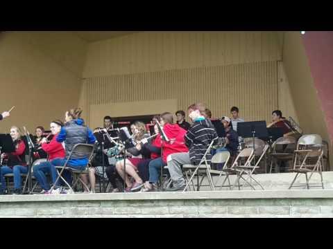 Stevens point school concert