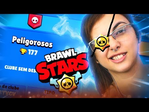 Criamos um clã no Brawl Stars!
