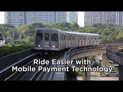 Transit: EASY Pay Miami Mobile App