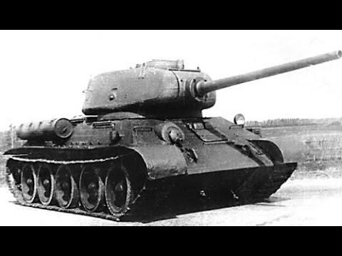 Т-34 против Тигра