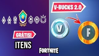 "ITEMS ET NOUVEAU V-BUCKS CALLED ""FAME"" At FORTNITE!"
