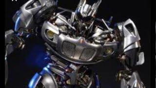 Jazz VS Megatron Transformers Battle!