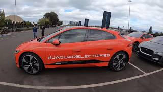 "Jaguar ""Electrifying"" Experience"