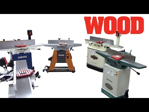 """What To Look For In A 6"""" Jointer - WOOD Magazine"""