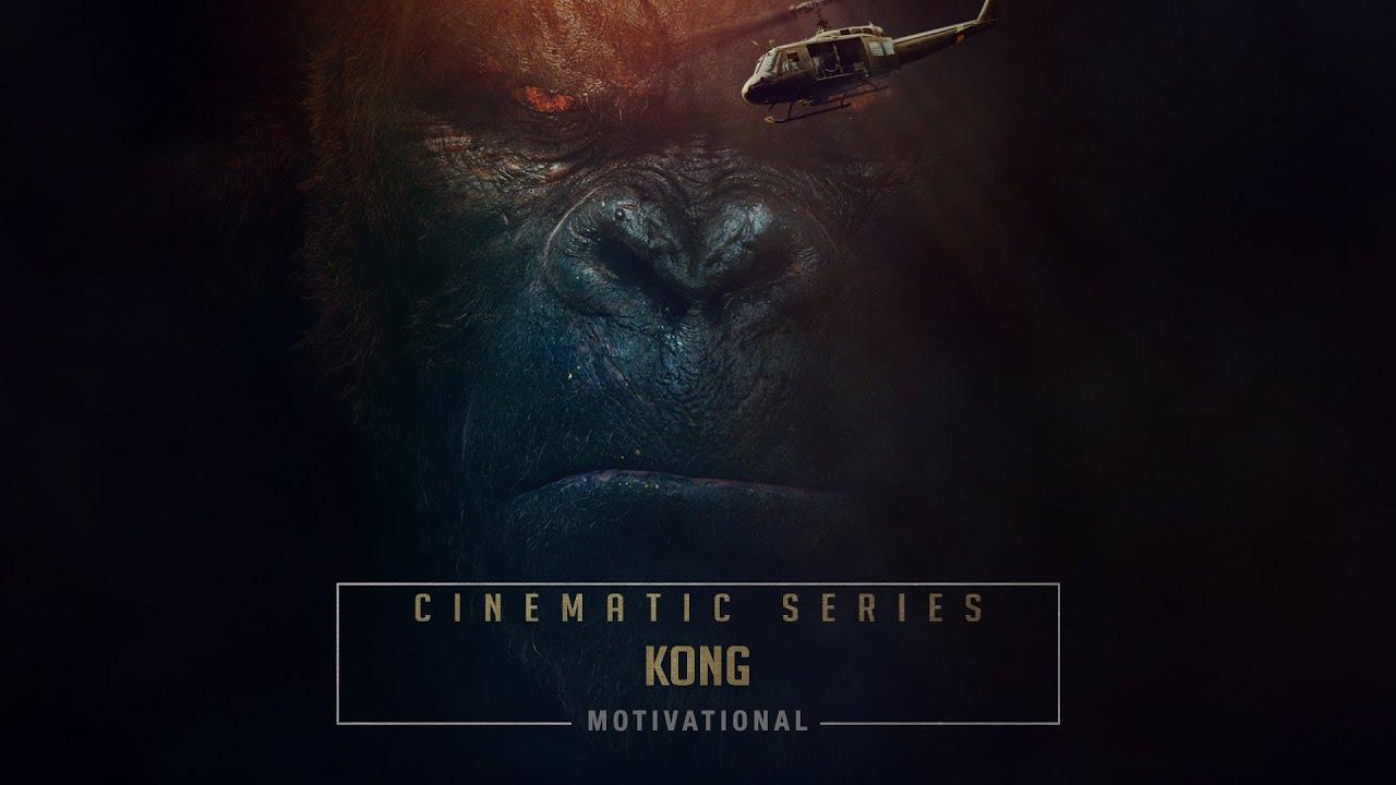 Kong - Ender Guney -  GYM - Workout Motivation Cinematic Music - Royalty Free