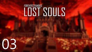 Forever Stranded Lost Souls - SAFETY WALLS [E03] (Modded Minec…