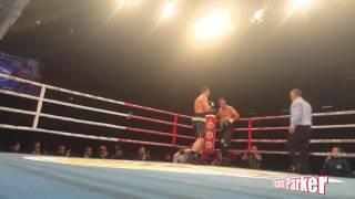 Joseph Parker vs Kali Meehan RND 3 TKO!