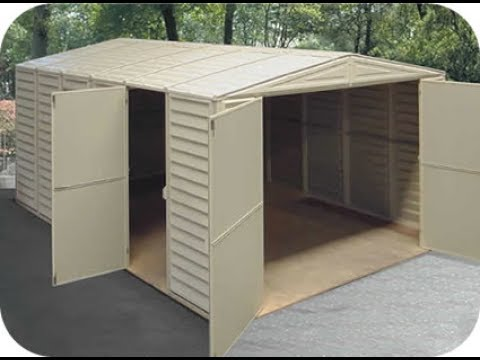 Extra Large Storage Shed
