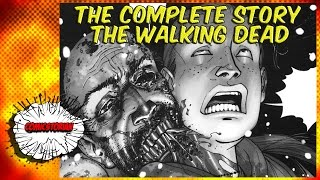 Walking Dead Days Gone Bye - Complete Story