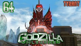 "Part 64 ""Story: Gigan (Tyrant)"" - Godzilla: Unleashed [Wii]"