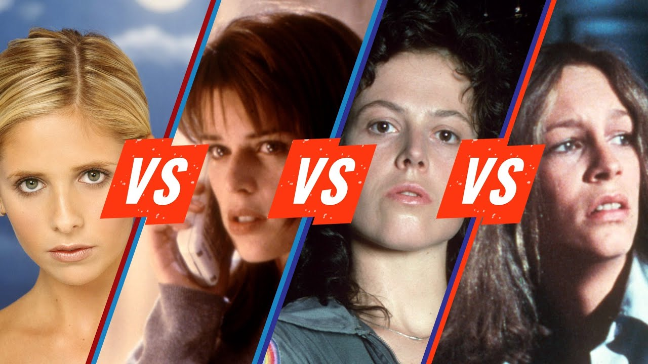 Scream Queen Showdown: Who is the Ultimate Final Girl?   Rotten Tomatoes
