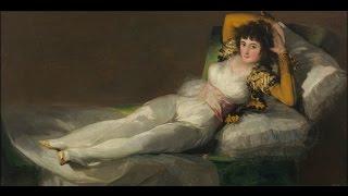 La maja de Goya