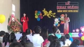 Song ca Chào năm học mới - Mầm non Mimosa Dalat
