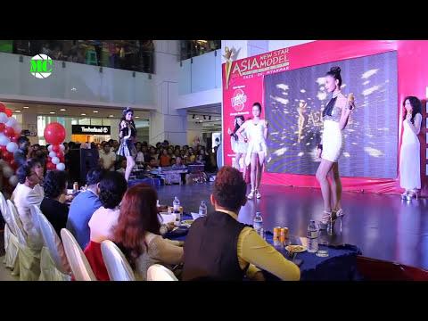 Asia New Star Model Contest Semi Final Show