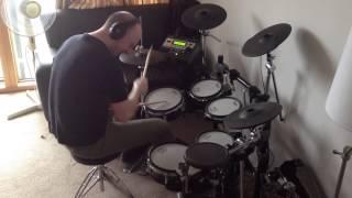 AC/DC - Girls Got Rhythm (Roland TD-12 Drum Cover)