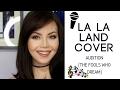 LA LA LAND COVER Audition The Fools Who Dream mp3