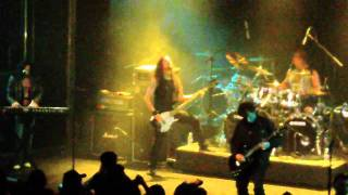 VIRGIN STEELE - Dominion Day - 70000 tons of metal 2012 - chorus line