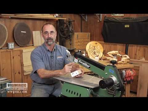 Woodworking: Power Tools - Why You Need a Scroll Saw