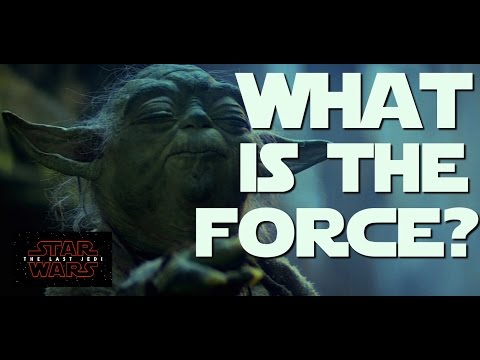 Can understanding the Force answer all our questions about Rey, Snoke, The Chosen One & More?