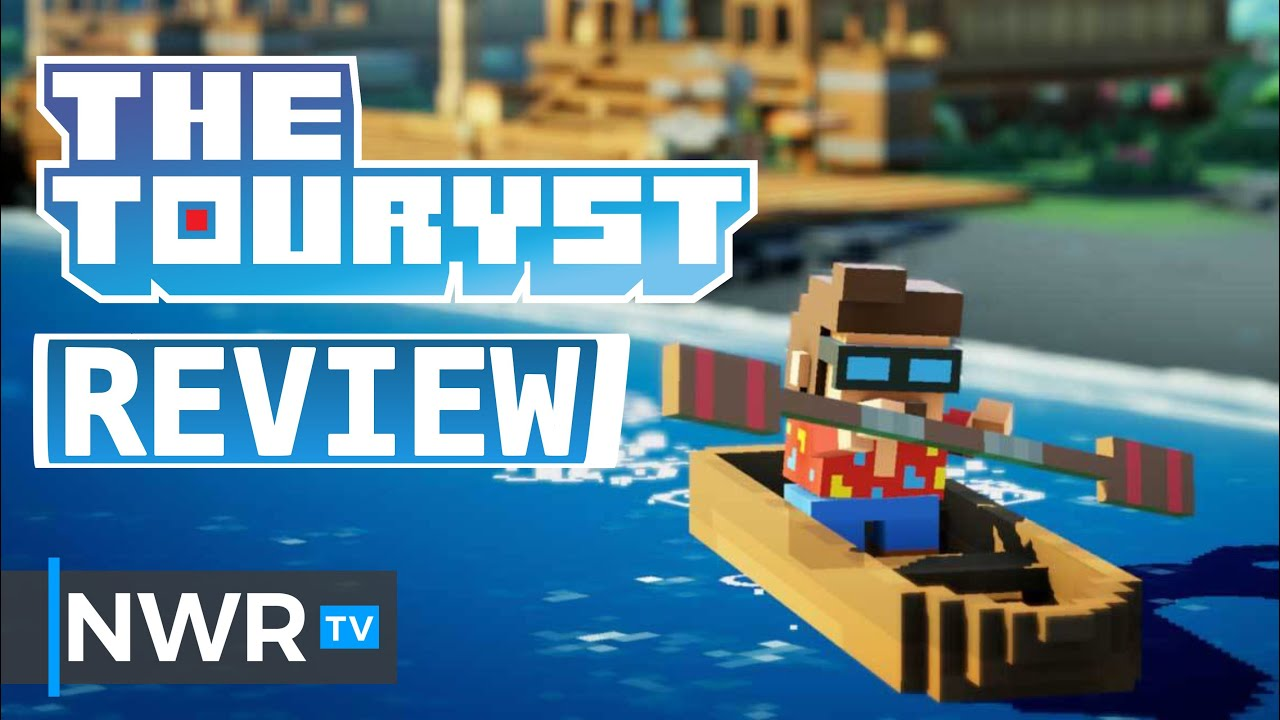 The Touryst for Nintendo Switch Review - Touring Tantalyzing Tropics (Video Game Video Review)