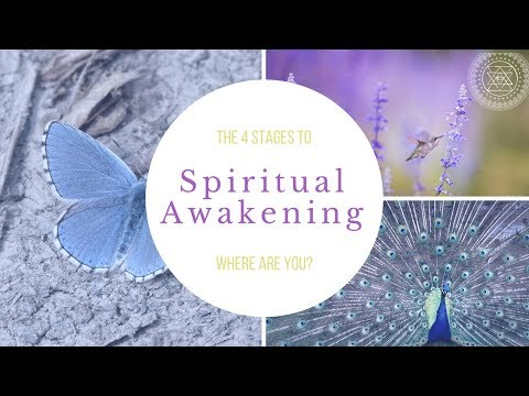 The 4 Stages to Spiritual Awakening — Chloe Cousins