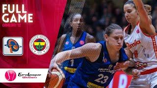 Famila Schio v Fenerbahce Oznur Kablo - Full Game - EuroLeague Women 2019-20