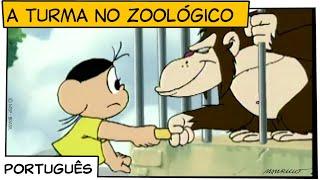 Baixar A Turma no zoológico (1998) | Turma da Mônica
