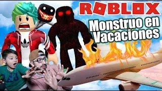 Monstruo en mis Vacaciones   Monstruo Atrapa a mis Amigos   Juegos Karim Juega