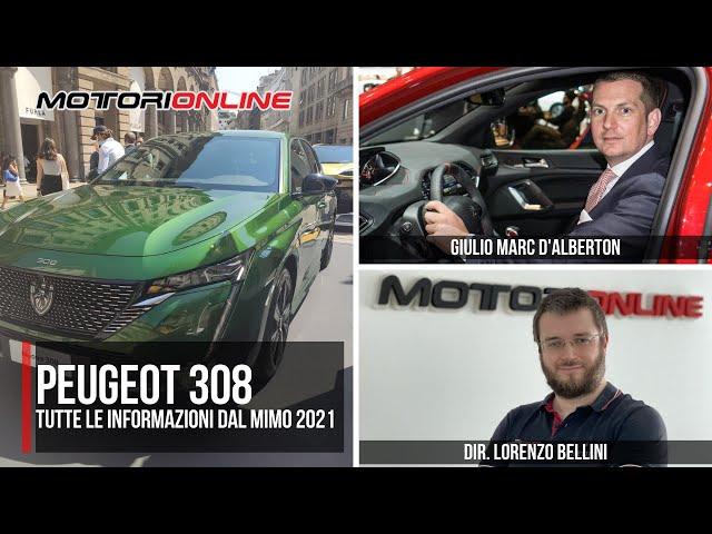 MiMo 2021 | INTERVISTA A GIULIO MARC D'ALBERTON, RESPONSABILE COMUNICAZIONE PEUGEOT ITALIA