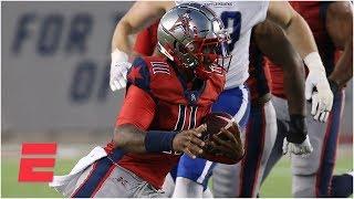St. Louis BattleHawks vs. Houston Roughnecks | Week 2 | 2020 XFL Highlights