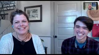 """DigiByte Interview: Laura Taylor & """"Special Guest"""""""