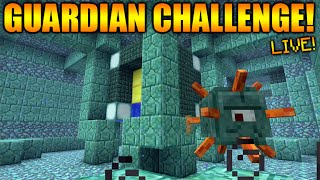 ★[LIVE] Minecraft Xbox 360 + PS3: Title Update 31 - Guardian Boss Challenge Part 2★