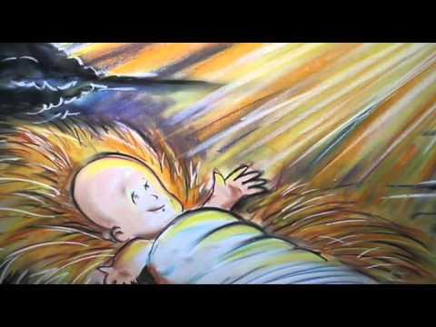 Desenho Jesus Na Manjedoura Youtube