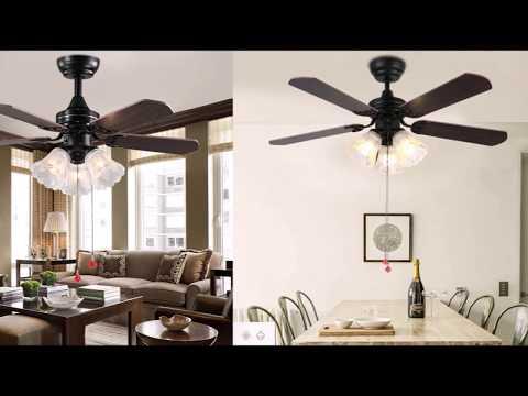 10 Потолочный вентилятор с Алиэкспресс AliExpress Ceiling Fan Лучшие товары для дома Гаджеты