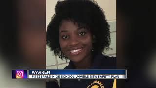 Fitzgerald High School unveils new safety plan