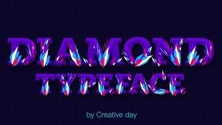 Diamond TypeFace