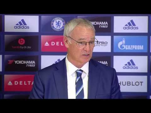 Claudio Ranieri on his reception at Chelsea & conversation with Roman Abramovich