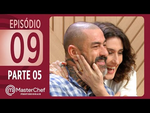 MASTERCHEF PROFISSIONAIS (31/10/2017) | PARTE 5 | EP 09 | TEMP 02